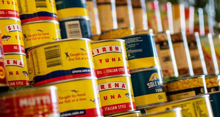 does canned tuna go bad