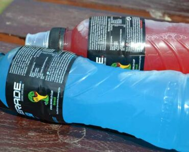 powerade flavors ranked worst to best